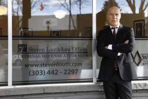 hate crime defense lawyer in Boulder, Colorado Steven Louth