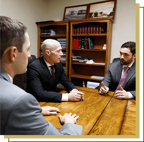 The Boulder Criminal Defense Attorneys of the Steven Louth Law Offices
