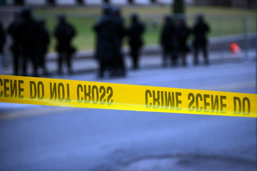 yello crime tape | Crime in Colorado has Changed