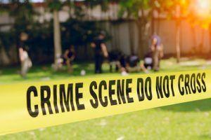 crime scene tape   Crime in Boulder